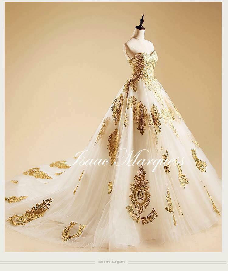 Bridal Gown For   Malaysia : Elegant looking couture wedding gowns in malaysia klnow
