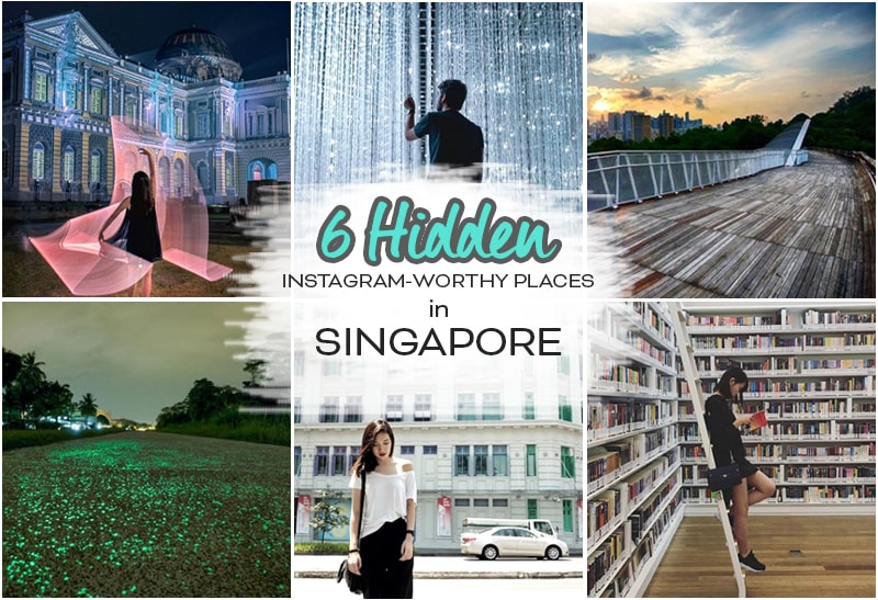 These Hidden Instagram Worthy Places In Singapore Deserve A Spot Your Feed