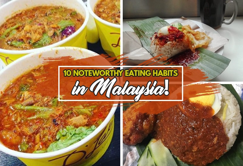 malaysian eating habit Typical thai meals & eating habits bangkok eating experiences but they have a habit of 'gin len' malaysia kuala lumpur langkawi.