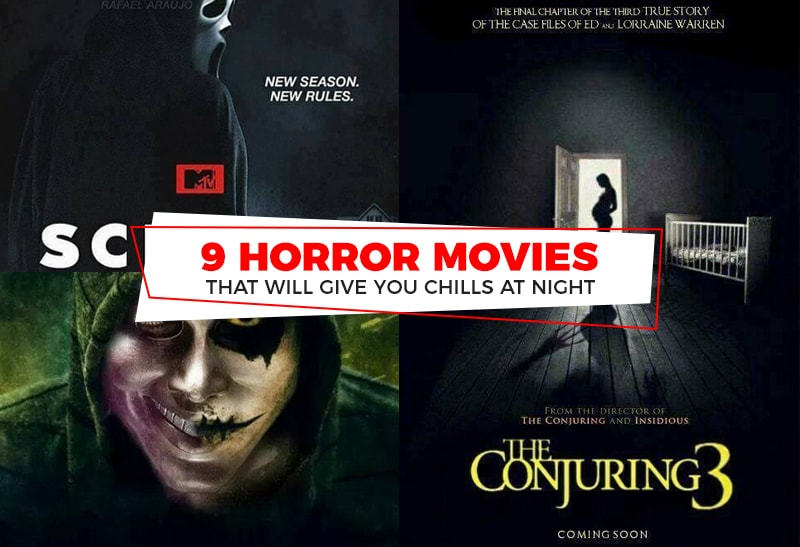 Spine Chilling Movies that Make it Hard to Sleep Alone at Night - KLNOW