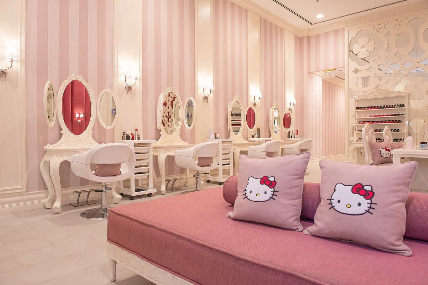 Start adding these winsome hello kitty attractions on your for 22 changes salon