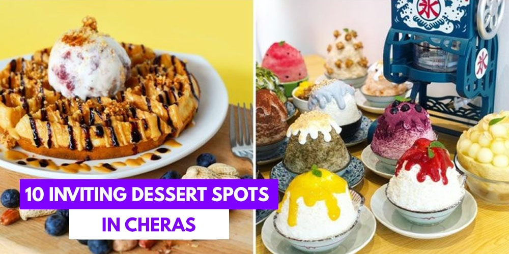 10 Inviting Cafes With Luscious Desserts In Cheras Klnow