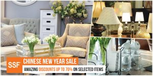 New Year Home SSF CNY Sale Amazing Discounts Up To 70 On Selected Items